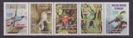 Ecuador 2000 Uccelli Birds Oiseaux  Mnh 5 V. - Unclassified