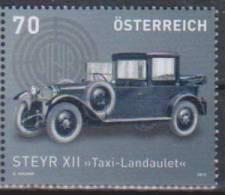 """Österreich 2012:  """"Autos""""  Postfrisch (siehe Foto/Scan) - 2011-... Nuevos & Fijasellos"""