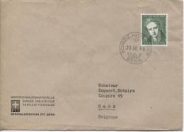Suisse-Switzerland TP Surtaxe C.Schweiz.Postmuseeum En 1946 V.Gand PR2111 - Suisse