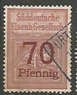 FISCAUX / ALSACE-LORRAINE  AN 1905 N� 81