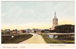 Hasselt - Dorpsgezicht - Zeer Oud - Otros