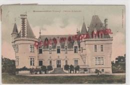 86 - MONTMORILLON -  CHATEAU DE LALANDE - EDITEUR LIBRAIRIE FONTENAILLE  1907 - Montmorillon