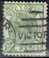 Victoria - Australia 1873/83 - Queen Victoria  - Mi 72 Used - 1850-1912 Victoria