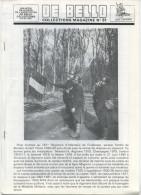 DE BELLO COLLECTIONS MAGAZINE N. 51 - Storia