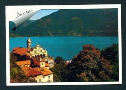 SWITZERLAND  -  Locarno  Used Postcard As Scans - TI Ticino