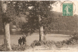 LA COUYERE - étang Du Moulin Neuf (1910) - Francia