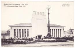 Gand Gent - Exposition Internationale 1913 Allemagne - Wereldtentoonstelling 1913 Duitsland - Gent