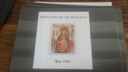 LOT 258418 TIMBRE DE MONACO NEUF** LUXE