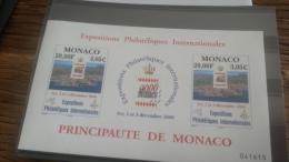 LOT 258421 TIMBRE DE MONACO NEUF** LUXE