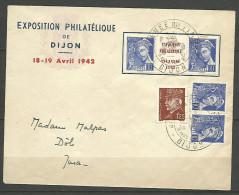 EXPOSITION PHILATELIQUE 1942