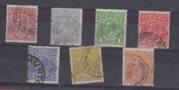 Australie // Lot de timbres anciens