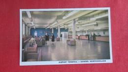 Canada > Newfoundland Airport Terminal  Gander --1825 - Newfoundland And Labrador