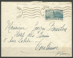 ENVELOPPE 1939 AVEC  N� 424