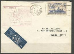 ENVELOPPE 1939 AVEC  N� 425