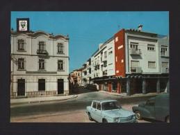 BOMBARRAL Postcard 60years CLASSIC CAR NSU ? TALBOT ?  SINCA ? & Van Truck CLASSIC AUTOMOBILES VOITURES PORTUGAL - Portugal