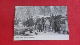Lumber Camp  northern Minnesota ----------1825