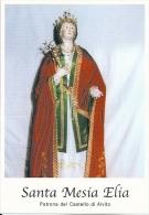 S. MESIA ELIA - ALVITO  -  Mm.80 X 115 - SANTINO MODERNO - Religione & Esoterismo