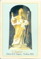 S. LUGANO - TRODENA (BZ) -  Mm.80 X 115 - SANTINO MODERNO - Religione & Esoterismo