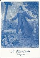 S. GIACINTA V. -  Mm.80 X 115 - SANTINO MODERNO - Religion & Esotericism