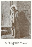 S. EUGENIO V. - Mm.80 X 115 - SANTINO MODERNO - Religione & Esoterismo