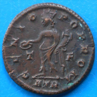 Licinius 1er Follis Ou Nummus Genio Popvli Romani Trèves Trier - 7. The Christian Empire (307 AD To 363 AD)