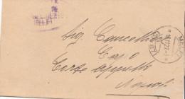Melfi. 1927. Annullo Frazionario (51 - 67) Su Franchigia - 1900-44 Victor Emmanuel III