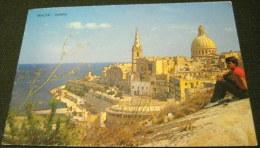 Malta Valletta G194 - Used - Malta