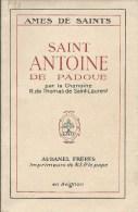 SAINT ANTOINE DE PADOUR 1927 - Religion
