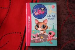 Livre Littlest Petshop ( Jules Fait Son Chef N°5) - Bibliothèque Rose
