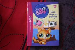 Livre Littlest Petshop ( Emma N´aime Pas Partager N°10) - Bibliothèque Rose