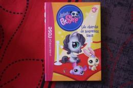 Livre Littlest Petshop ( Leo Cheche De Nouveaux Amis N°11) - Bibliothèque Rose