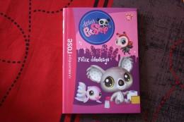 Livre Littlest Petshop ( Félix Déménage N°12) - Bibliothèque Rose