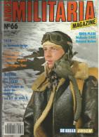 Armes Militaria Magazine N° 66 Le Fantassin Belge 1914; - Revues & Journaux
