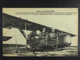 Biplan L. de Brouck�re