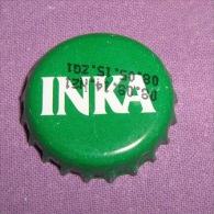 Bottle Cap - Sok Inka (Soda Inka), Croatia