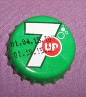 Bottle Cap - Sok 7UP (Soda 7UP), Croatia