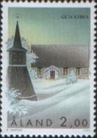 Aland 1995 Geta Church - Chiesa Di Geta 1v Complete Set ** MNH - Aland