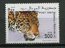 (cl 15 - P7) Somalie **   (ref. Michel Au Dos) - Jaguar- - Somalia (1960-...)