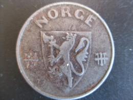 Norvège, 5 øre - Haakon VII Occupation Allemande, TB - Norvège