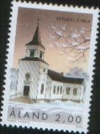 Aland 1996  Brando Church- Chiesa Di Brando 1v Complete Set ** MNH - Aland