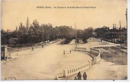 SYRIE - DAMAS - La Grande Et Nouvelle Rue De Djamal Pacha - Syrie