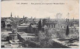 SYRIE - DAMAS - Vue Générale, Prolongement Meidau Kadem - Syrie