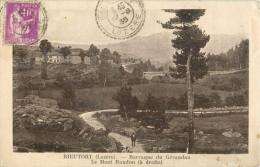 48 RIEUTORT - BARRAQUE DU GEVAUDAN - LE MONT RANDON - Non Classés