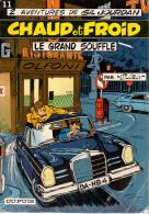 GIL JOURDAN LE GRAND SOUFFLE PAR TILLIEUX - Gil Jourdan