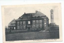 Lintfort Montplanet Platz Kath Schule - Wesel