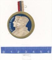 Insigne - Journée Serbe - 1914-18