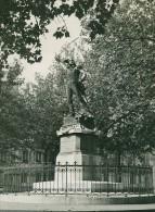 Marechal Ney Statue Paris France Ancienne Photographie 1965 - Non Classés