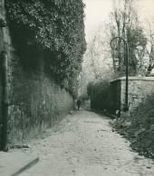 Maison De Balzac Rue Berton Paris France Ancienne Photographie 1965 - Photos