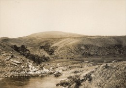 Riviere Non Située Madagascar Ancienne Photographie Diez 1924 - Africa