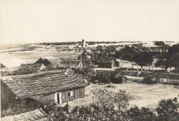 Nossi Be Bord De Mer Madagascar Ancienne Photographie Diez 1924 - Africa